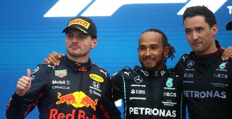 Ratings | Maximum Verstappen, Hamilton makes it difficult for himself