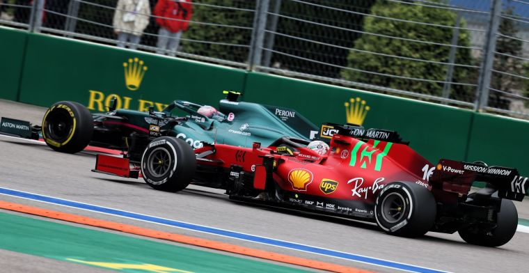 Leclerc unhappy with dropout: 'It's a disaster at the moment'