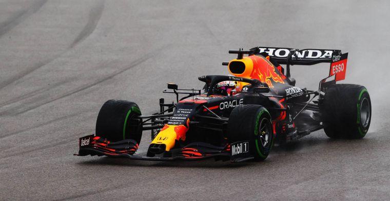 'Verstappen had eindelijk het geluk wat Hamilton vaak heeft gehad'