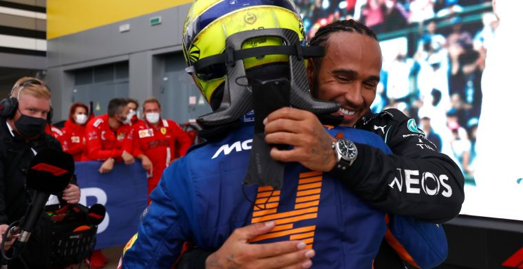 This is why Hamilton won the Russian Grand Prix