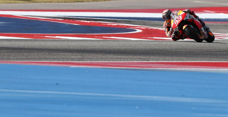 MotoGP riders' ultimatum for COTA: Otherwise we won't come back here