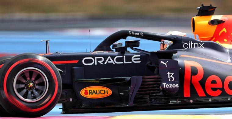 'Red Bull neemt afscheid van Honda met speciale livery in laatste races'