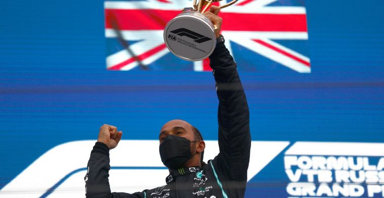 Hamilton's records not untouchable: 'Will be broken one day'.