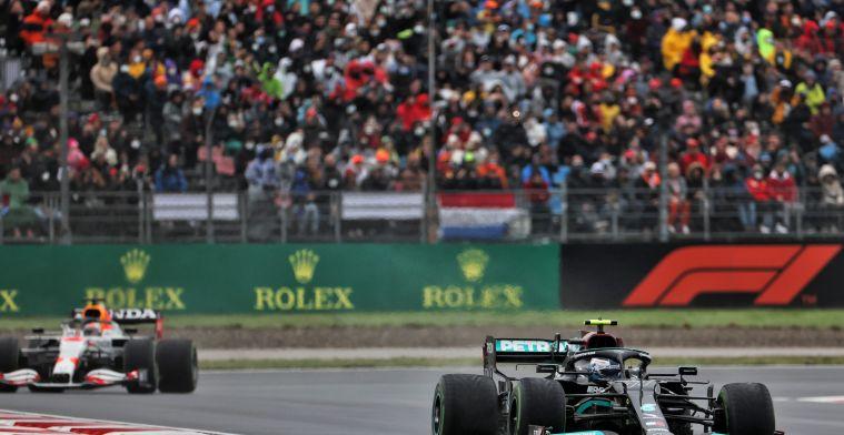 Bottas wins Turkish GP as Verstappen regains championship lead, Hamilton P5
