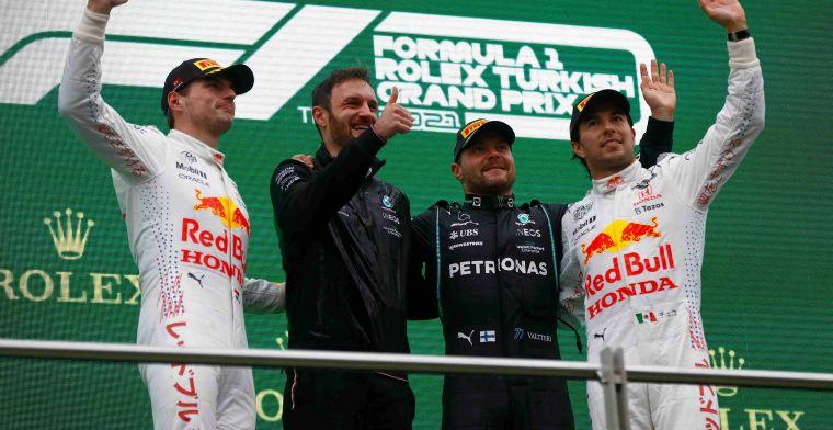 Samenvatting zondag: Mercedes toont snelheid en Verstappen herpakt leiding