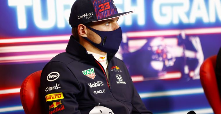 Verstappen sees quick Mercedes: 'They've probably stepped it up'