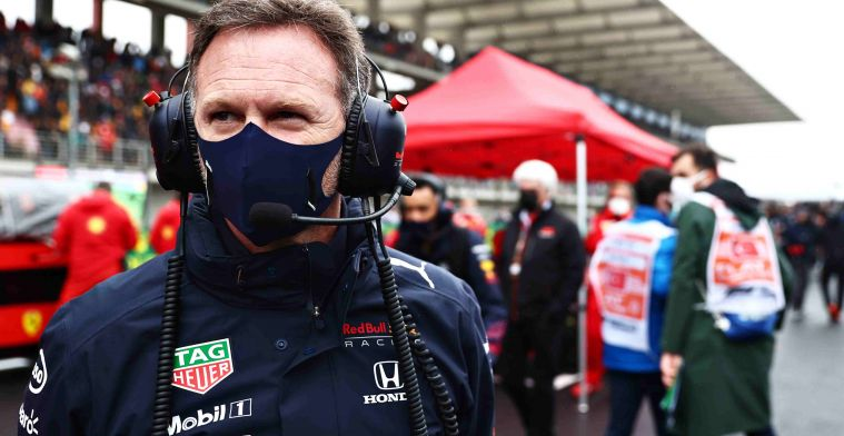 Horner ging langs FIA: We hebben vragen gesteld, zoals alle teams doen