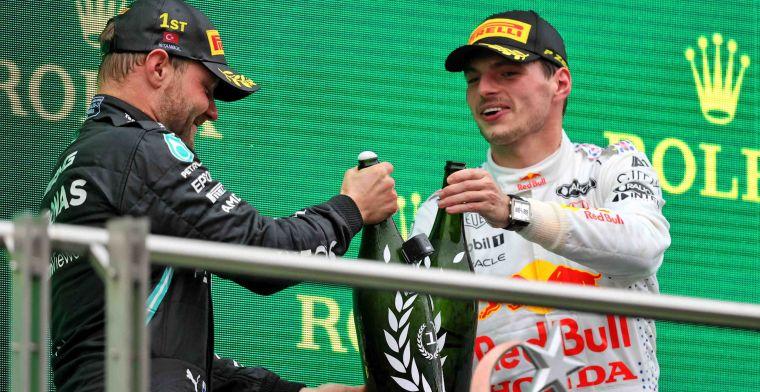 Cijfers   Bottas en Verstappen nagenoeg perfect, beginnersfout van Vettel