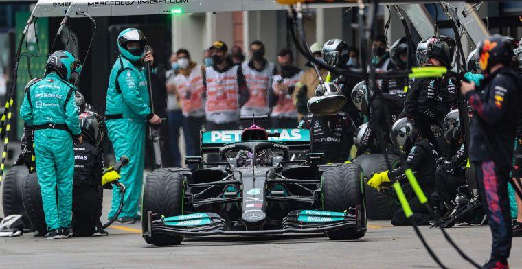 Conclusies | Het piept en het kraakt ondanks een geweldig momentum bij Mercedes