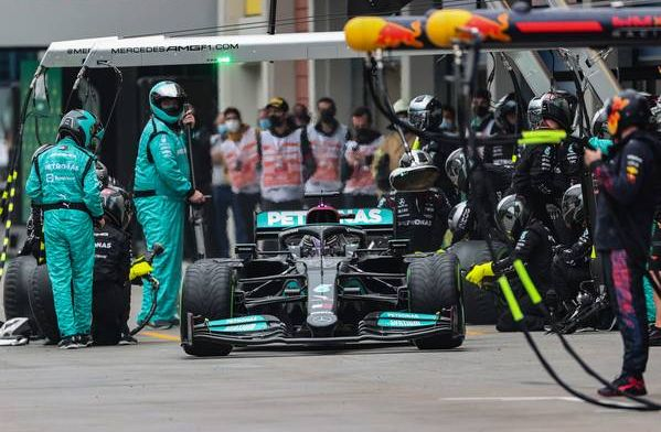 Analyse: Heeft Mercedes de juiste keuze gemaakt met pitstop Hamilton?
