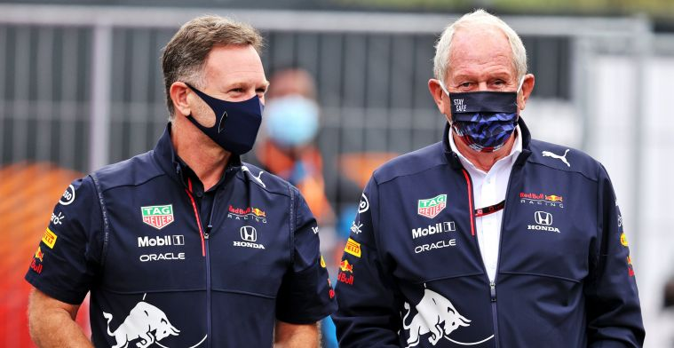 Helmut Marko onthult: 'Motor van Mercedes goedgekeurd door de FIA'