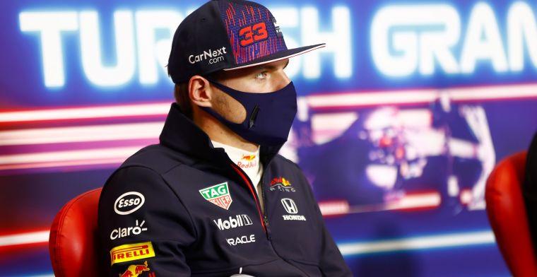 Verstappen earns world title: 'It's long overdue'
