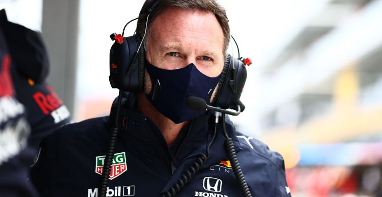 Horner surprised by Mercedes engine change: 'The speed is phenomenal'