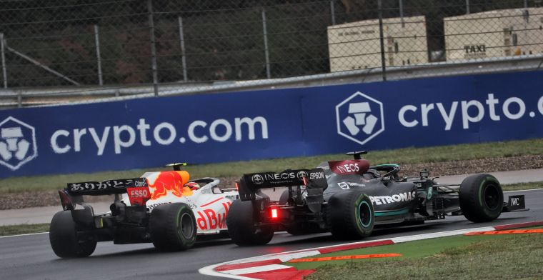 Masi explains why Perez received no penalty for his fight with Hamilton