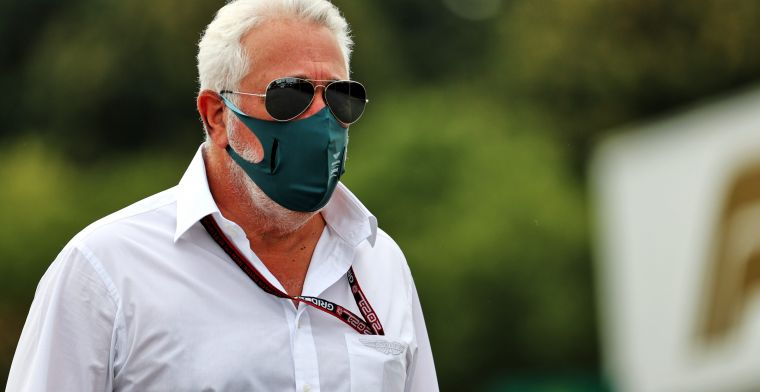 How Lawrence Stroll wants to win the title with Aston Martin