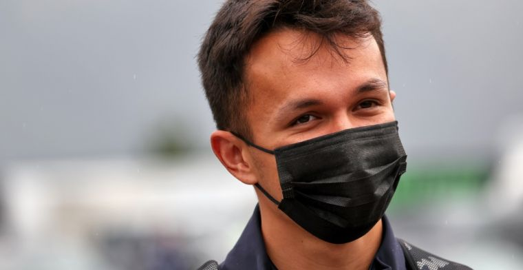 Albon on working with Verstappen: 'That's when it gets really fun'