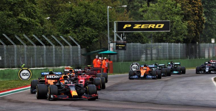 Speciale Red Bull-livery en nieuw circuit toegevoegd aan F1 2021-spel