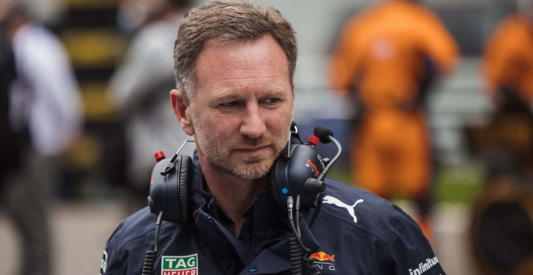Horner disagrees with Wolff: 'People have forgotten all that now'
