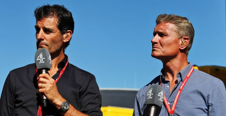Webber expects twists and turns in title race: 'Brave if you can predict that'
