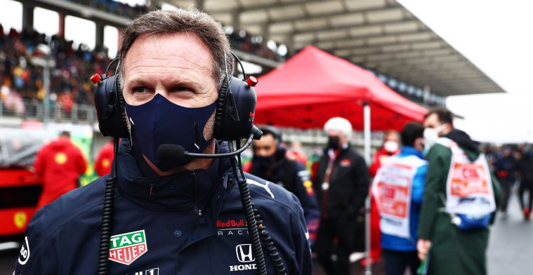 Horner saw strongest circuit for Mercedes: 'So a double podium is very positive'