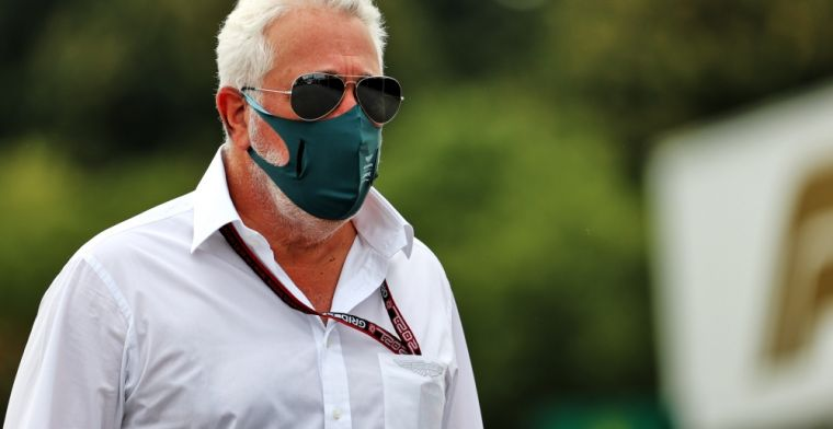 Lawrence Stroll looks back on Lance's F1 career: He just had no chance