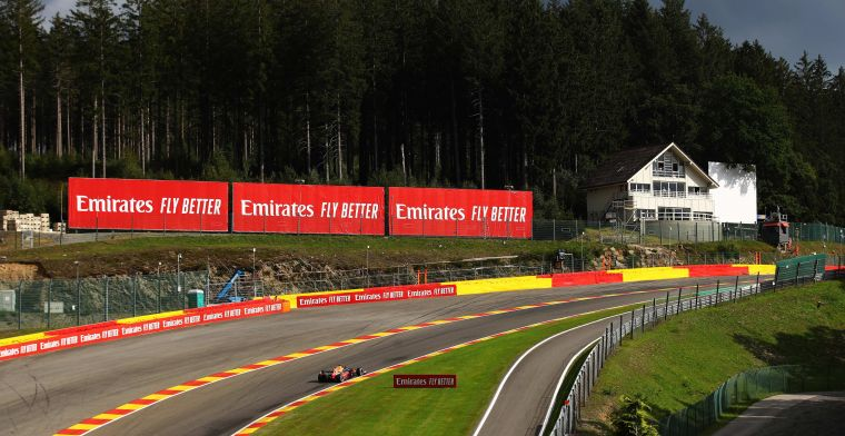 Large-scale renovation Spa-Francorchamps started: Iconic chalet demolished