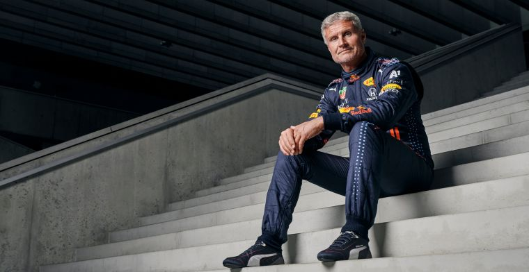 Coulthard: He has a lot of little incidents, that shows he's under pressure