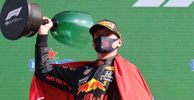 Rico Verhoeven enjoys Verstappen: 'He is the best version of himself'