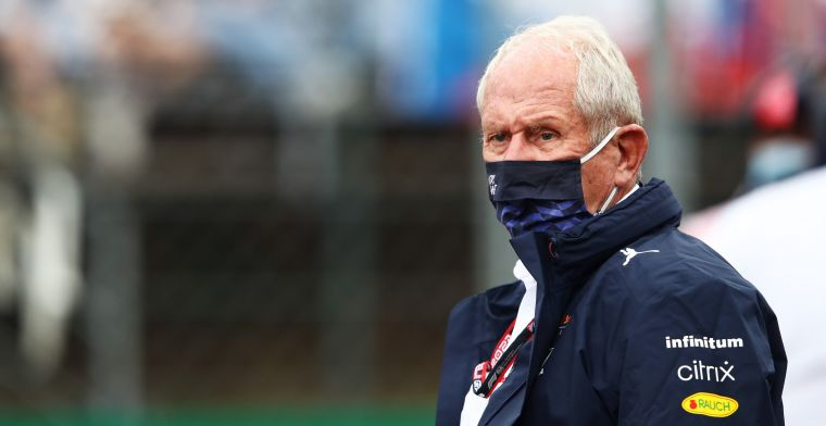 Marko: 'Since Silverstone something strange is going on at Mercedes'