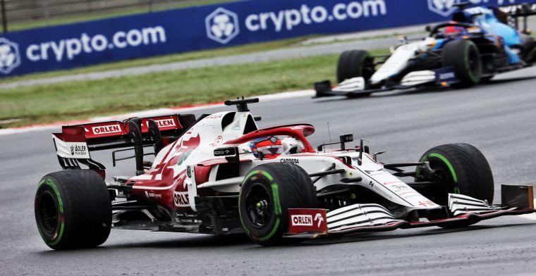 Who will take the second Alfa Romeo seat? 'My chances are basically zero'