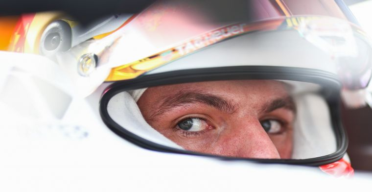 Verstappen: Never look at what other drivers have because it's personal