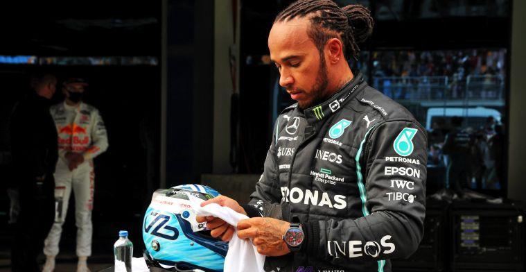 Hamilton denkt dat Turkije toevalstreffer was: Hebben niets aan de auto gedaan